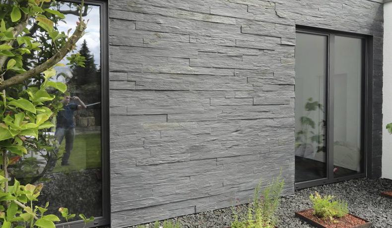 De paredes exteriores trendy consejos para pintar paredes - Revestir paredes exteriores ...
